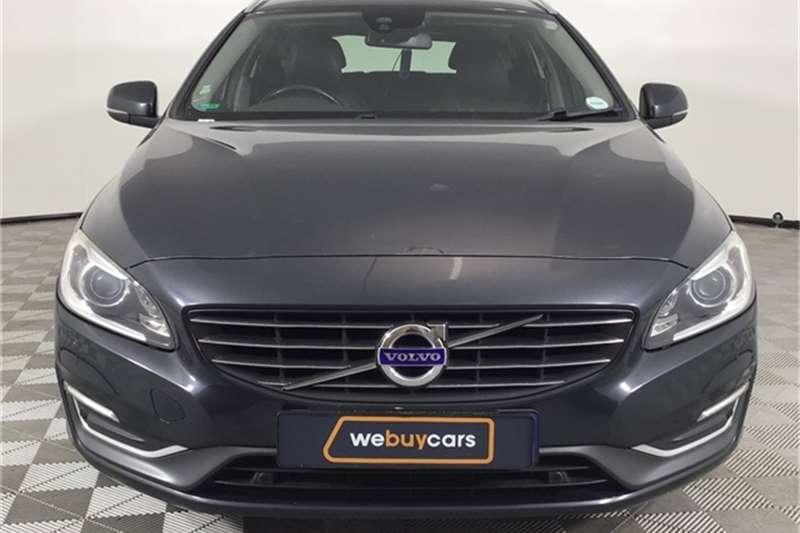 2014 Volvo V60 V60 T3 Excel auto