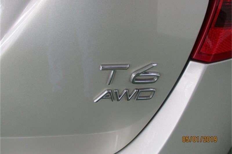Volvo V60 T6 AWD Inscription 2017