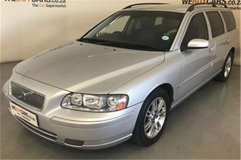 Volvo V70 2.0T automatic 2006