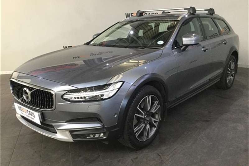 Volvo V90 Cross Country D5 AWD Inscription 2018