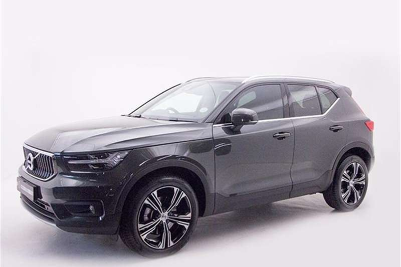 Volvo XC40 D4 INSCRIPTION AWD GEARTRONIC 2018