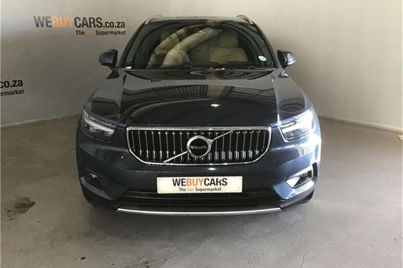 Volvo XC40 D4 INSCRIPTION AWD GEARTRONIC 2018