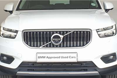 Used 2021 Volvo XC40 T5 INSCRIPTION AWD GEARTRONIC