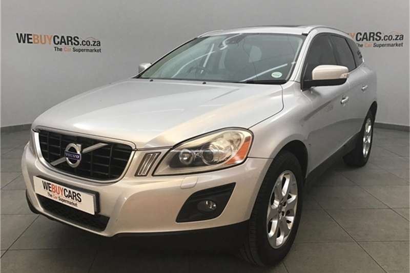Volvo XC60 2.4D Geartronic 2010