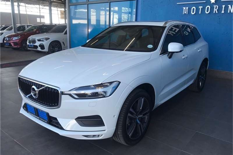 Used 2019 Volvo XC60 D4 MOMENTUM GEARTRONIC AWD