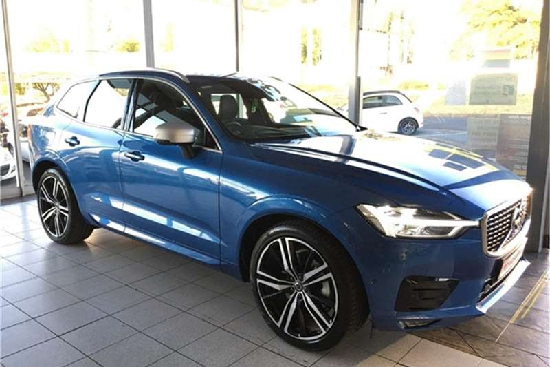 Volvo XC60 D4 R DESIGN GEARTRONIC AWD 2019