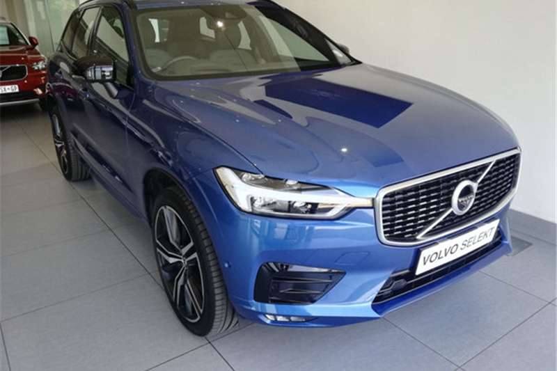 Volvo XC60 D5 R DESIGN GEARTRONIC AWD 2019