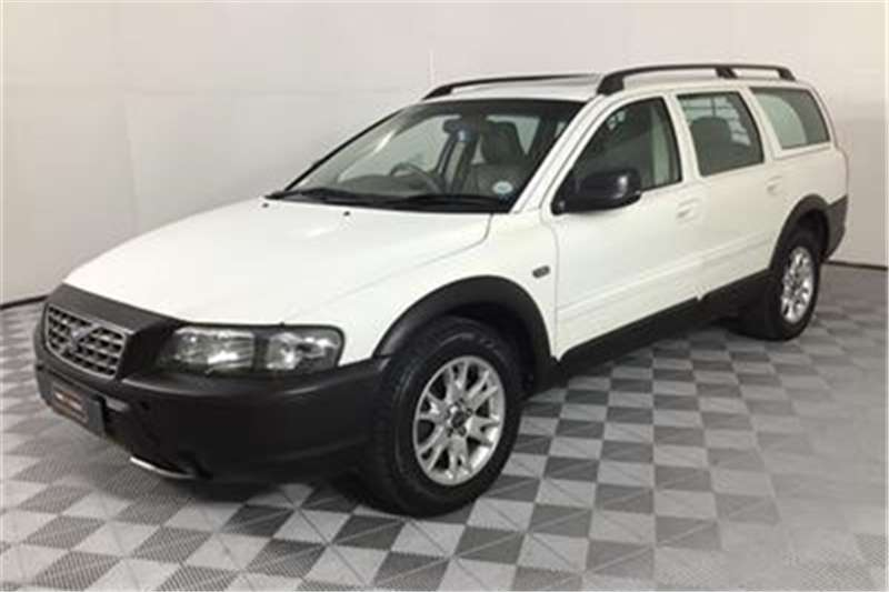 Volvo XC70 2.5T Geartronic 2005