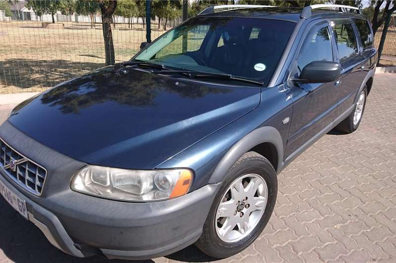 Volvo XC70 2.5T Geartronic 2006