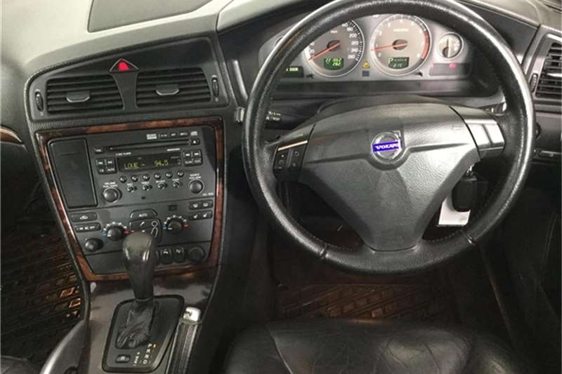 Volvo XC70 2.5T Geartronic 2007