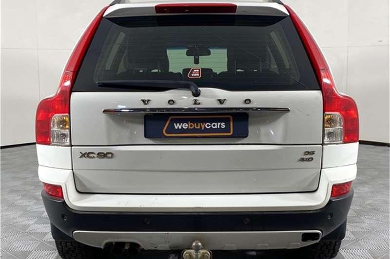 Used 2010 Volvo XC90 D5