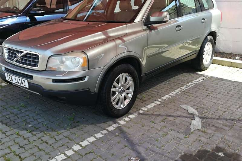 Volvo XC90 D5 5 seater 2007