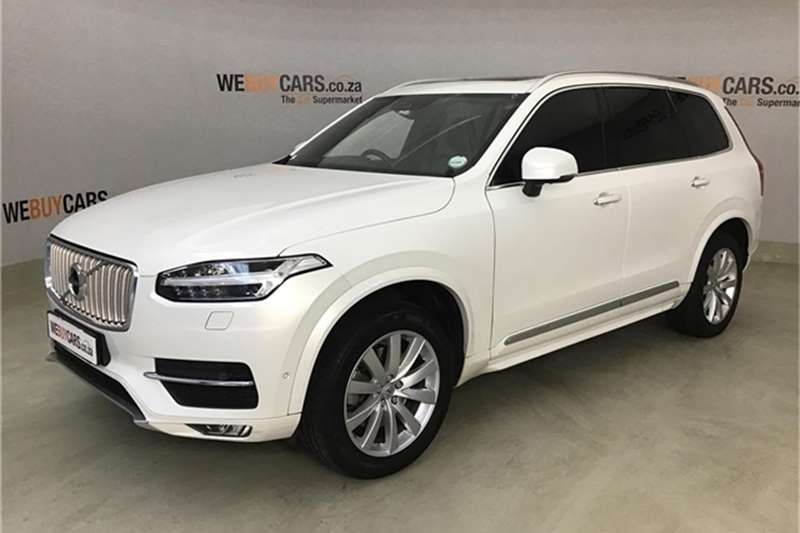 Volvo XC90 D5 AWD Inscription 2015