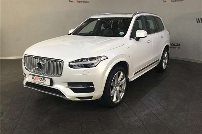 2017 Volvo XC90 T8 Twin Engine AWD Inscription