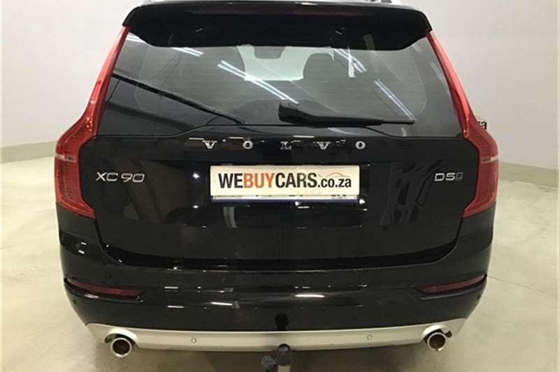 2017 Volvo XC90 D5 MOMENTUM AWD