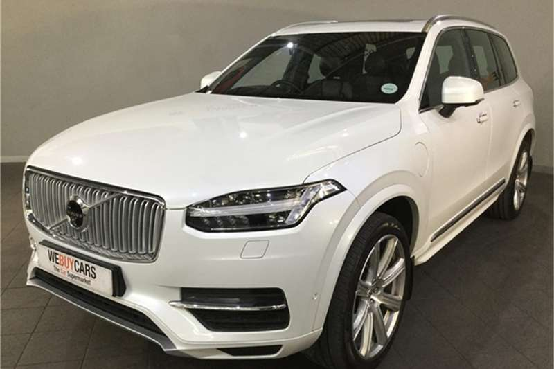 Volvo XC90 T8 Twin Engine AWD Inscription 2017