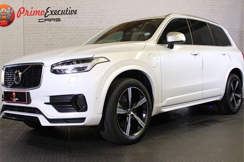 Volvo XC90 T8 Twin Engine AWD R-Design 2016