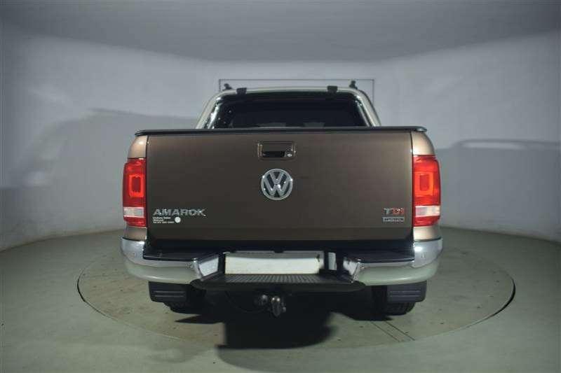 VW Amarok 2.0 BiTDi HIGHLINE 132KW 4MOT A/T D/C P/U 2013