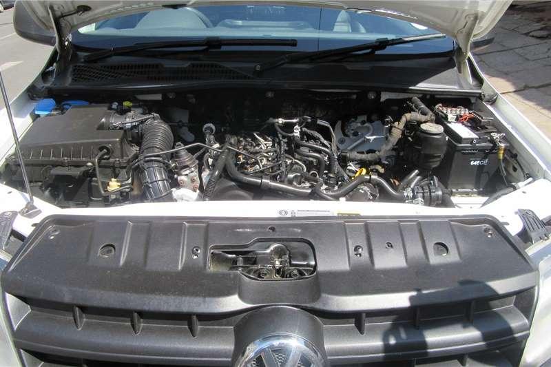 VW Amarok 2.0 TDI 6 Speed 2015