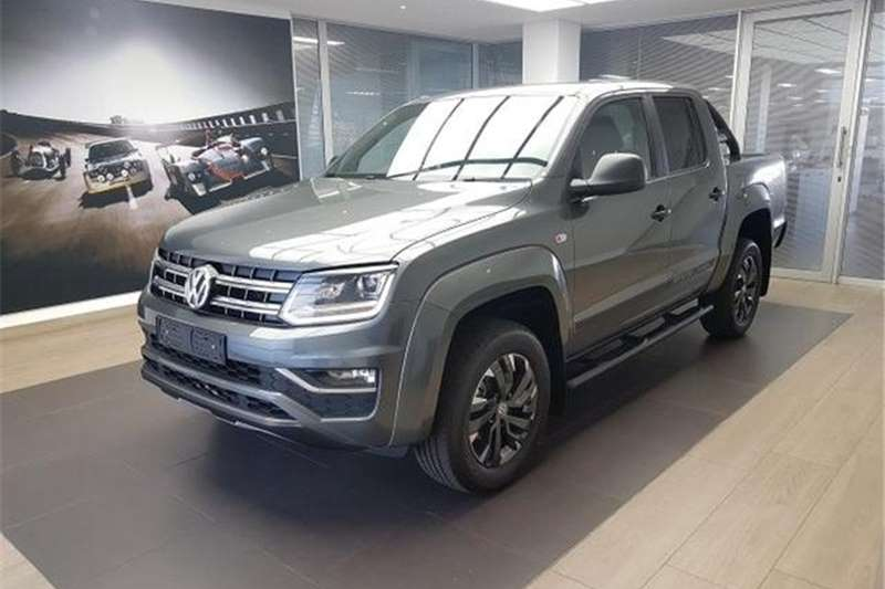 VW Amarok 2.0BiTDI Double Cab Dark Label 4Motion 2019