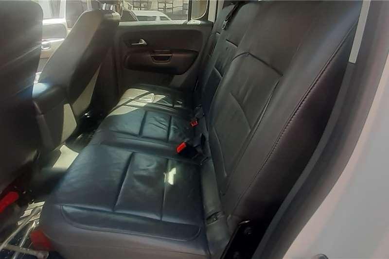 Used 2012 VW Amarok 2.0BiTDI double cab Extreme 4Motion auto