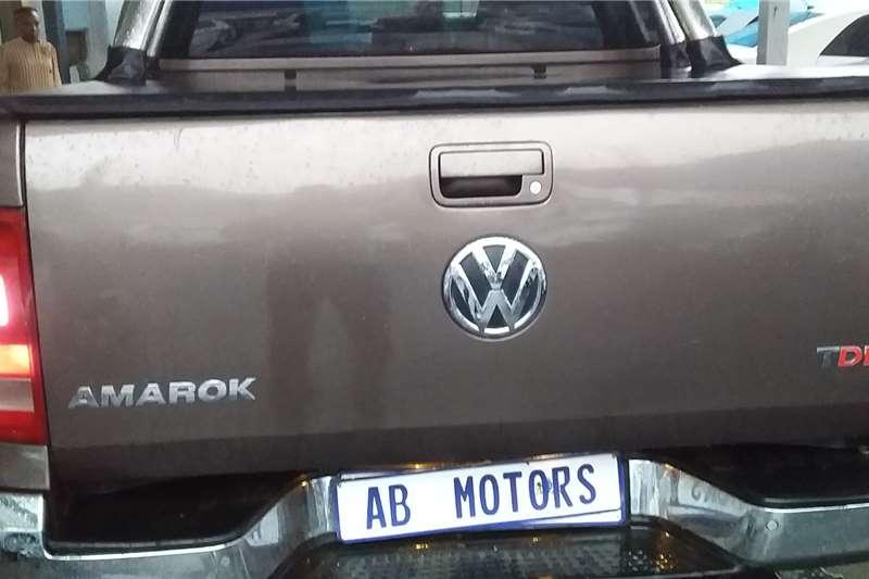 VW Amarok 2.0BiTDI double cab Extreme 4Motion auto 2014