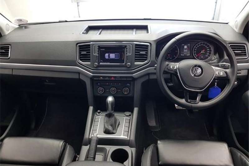 VW Amarok 2.0BiTDI double cab Extreme 4Motion auto 2018