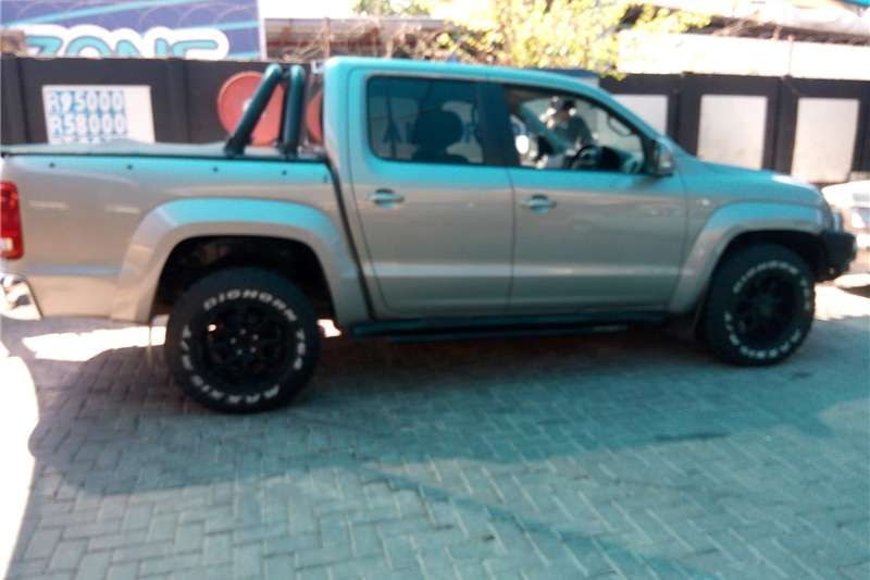 VW Amarok 2.0BiTDI double cab Highline 2011