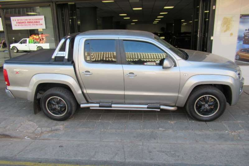 VW Amarok 2.0BiTDI double cab Highline 2012