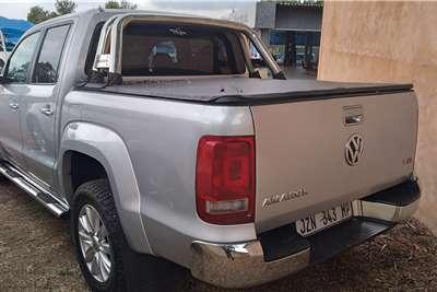 VW Amarok 2.0BiTDI double cab Highline 2012