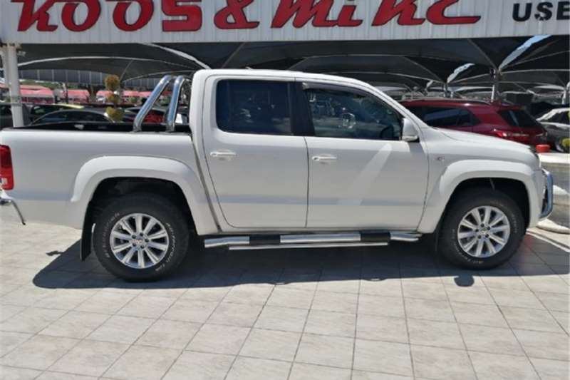 2012 VW Amarok Amarok 2.0BiTDI double cab Highline