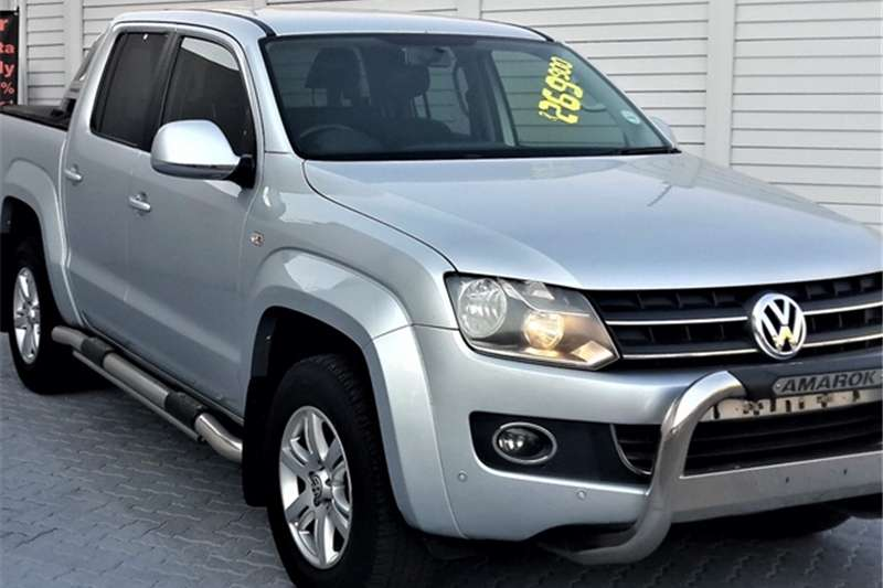 VW Amarok 2.0BiTDI double cab Highline 2013