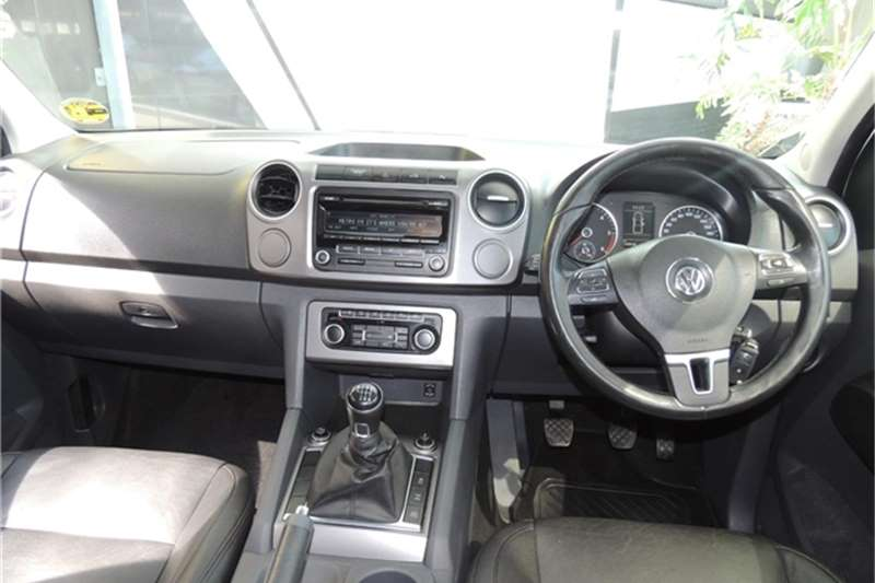 2014 VW Amarok Amarok 2.0BiTDI double cab Highline