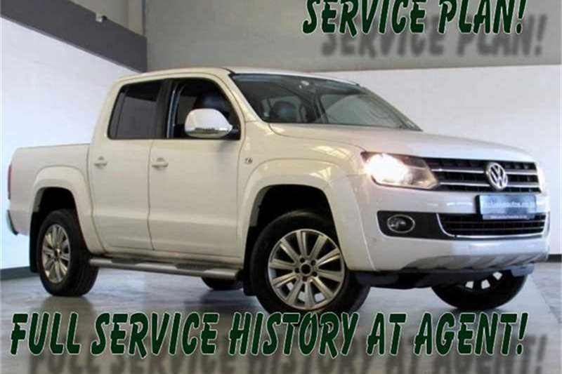 VW Amarok 2.0BiTDI double cab Highline 2015