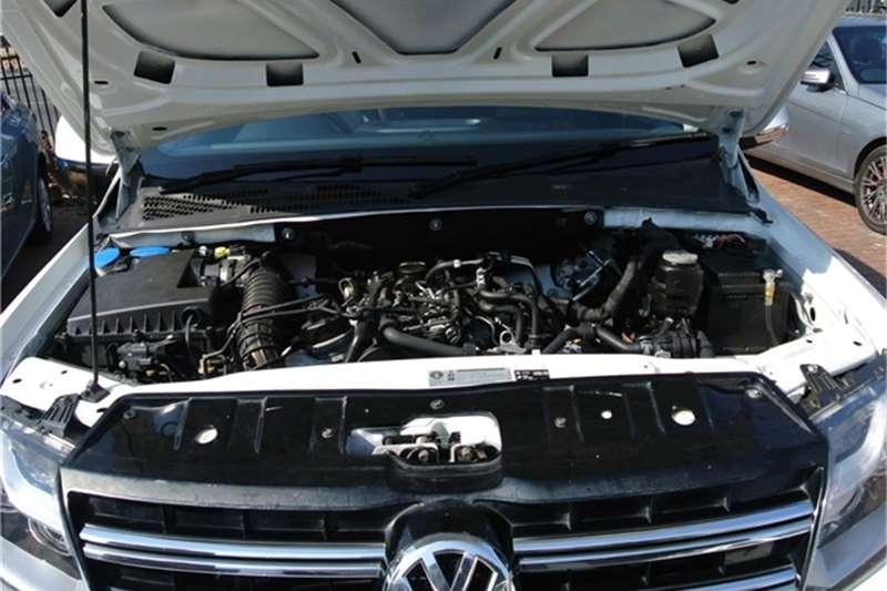 VW Amarok 2.0BiTDI double cab Highline 2015