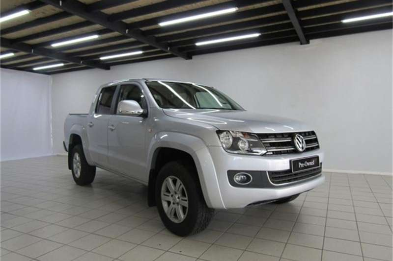 VW Amarok 2.0BiTDI double cab Highline 2016