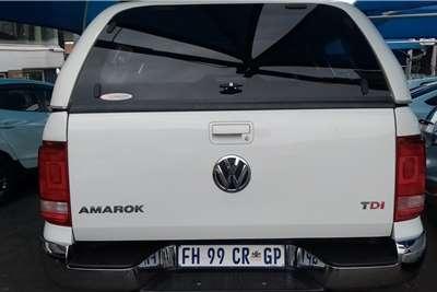 VW Amarok 2.0BiTDI double cab Highline 2016