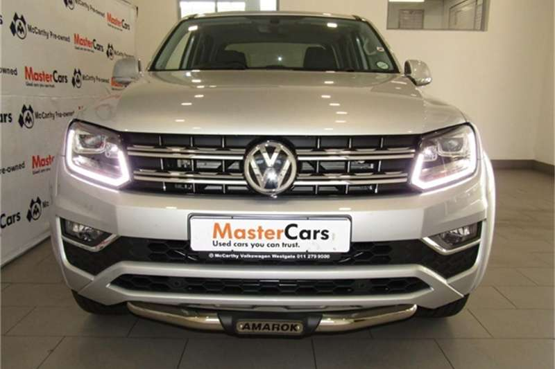 VW Amarok 2.0BiTDI double cab Highline 2018