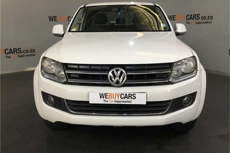 VW Amarok 2.0BiTDI double cab Highline 4Motion 2010