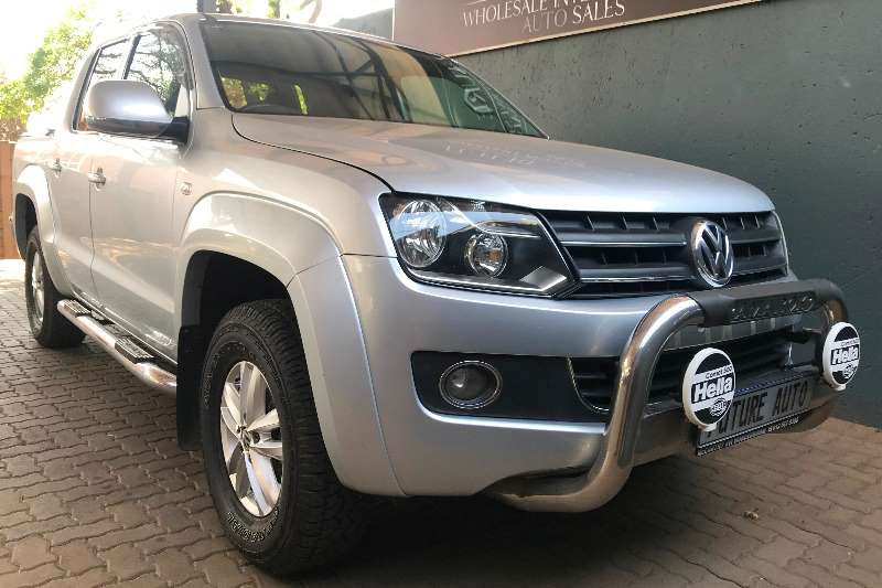 VW Amarok 2.0BiTDI double cab Highline 4Motion 2010