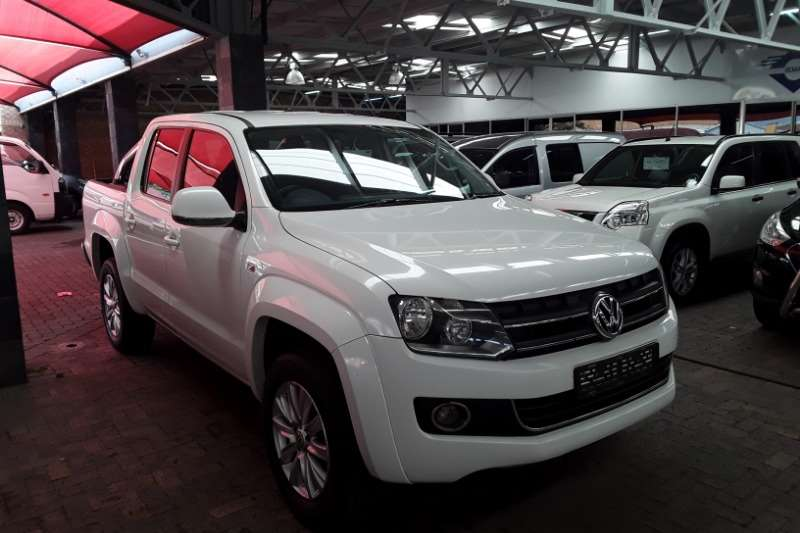 VW Amarok 2.0BiTDI double cab Highline 4Motion 2011