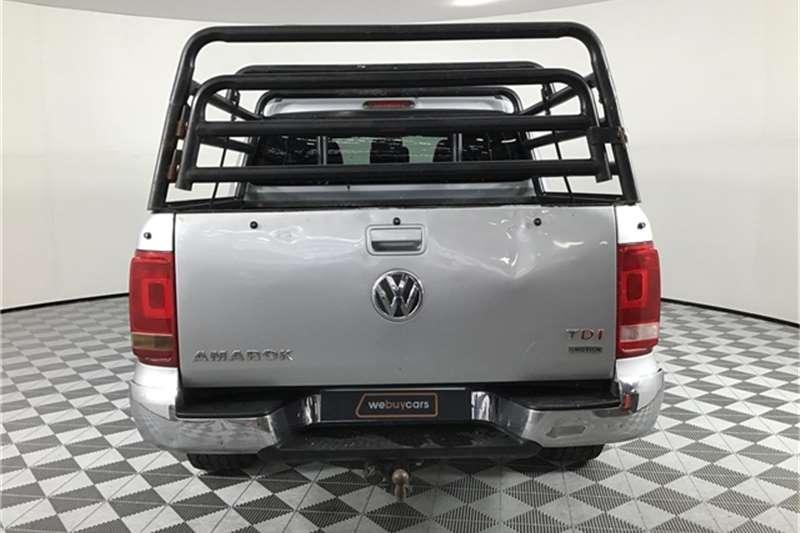 VW Amarok 2.0BiTDI double cab Highline 4Motion 2011
