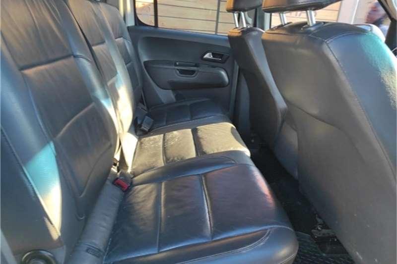 Used 2011 VW Amarok 2.0BiTDI double cab Highline 4Motion