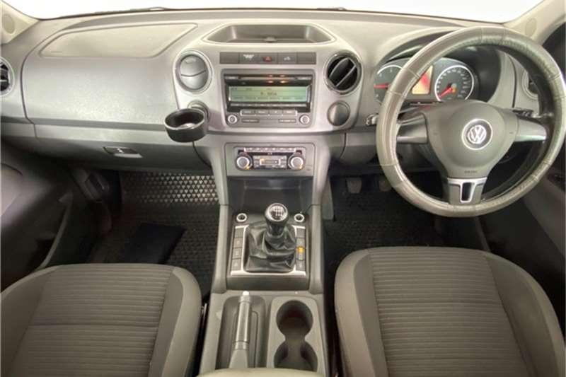 2011 VW Amarok Amarok 2.0BiTDI double cab Highline 4Motion