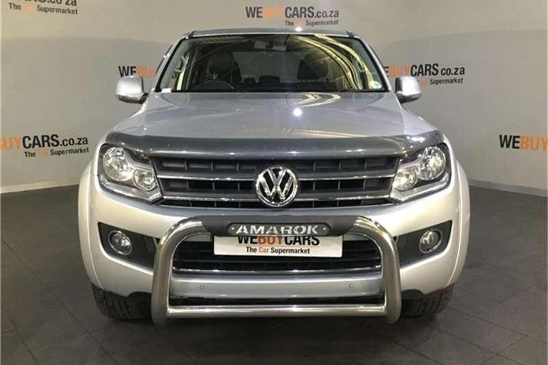 VW Amarok 2.0BiTDI double cab Highline 4Motion 2013