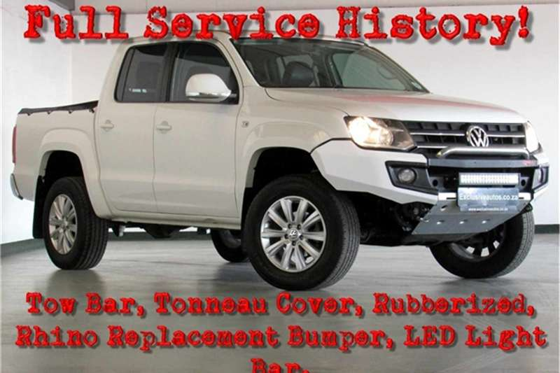 VW Amarok 2.0BiTDI double cab Highline 4Motion 2013