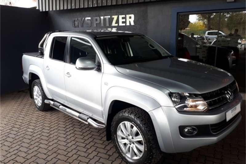 VW Amarok 2.0BiTDI double cab Highline 4Motion 2014