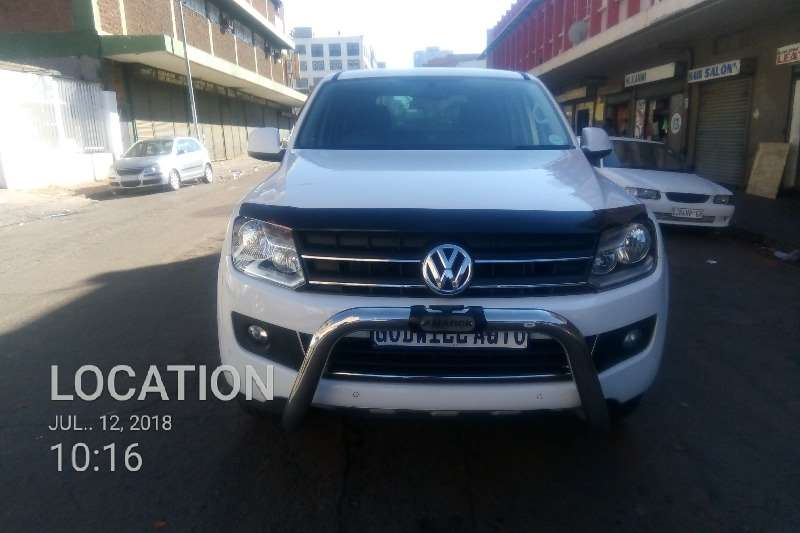 VW Amarok 2.0BiTDI double cab Highline 4Motion 2015