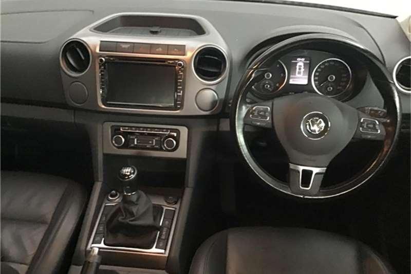 VW Amarok 2.0BiTDI double cab Highline 4Motion 2015