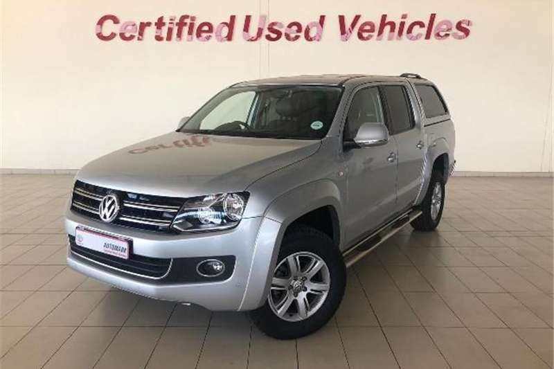 VW Amarok 2.0BiTDI double cab Highline 4Motion 2016